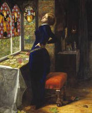 Millais, Mariana from Measure for Measure